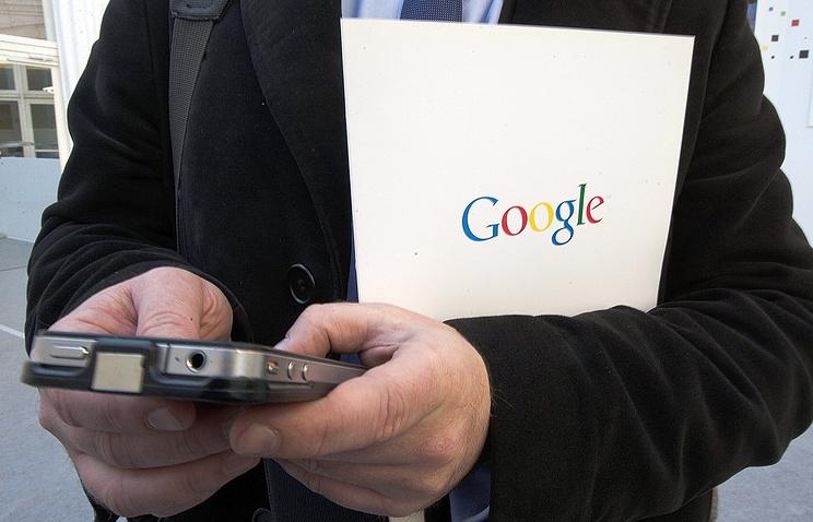 Французская милиция проводит обыски вофисе Google встолице франции