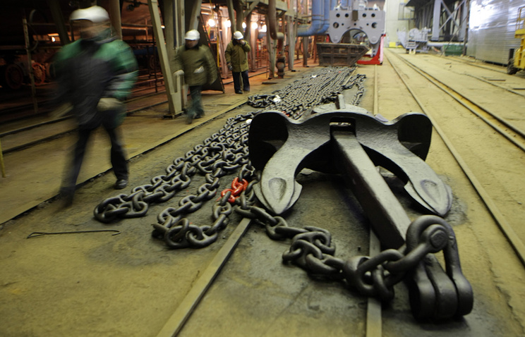 Закладка ОИС «Алмаз» назаводе «Янтарь» назначена на9июня