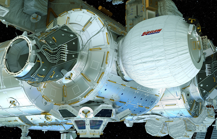 NASA  Bigelow Aerospace