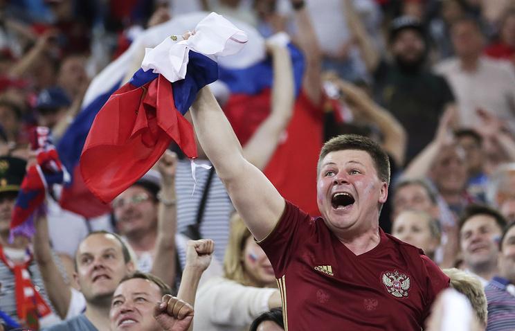 UEFA открыл дело против РФ из-за потасовки фанатов