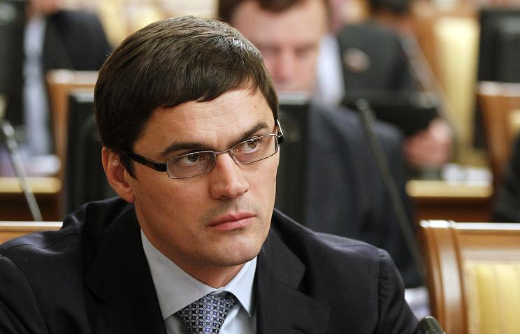Член Международного олимпийского комитета Александр Попов