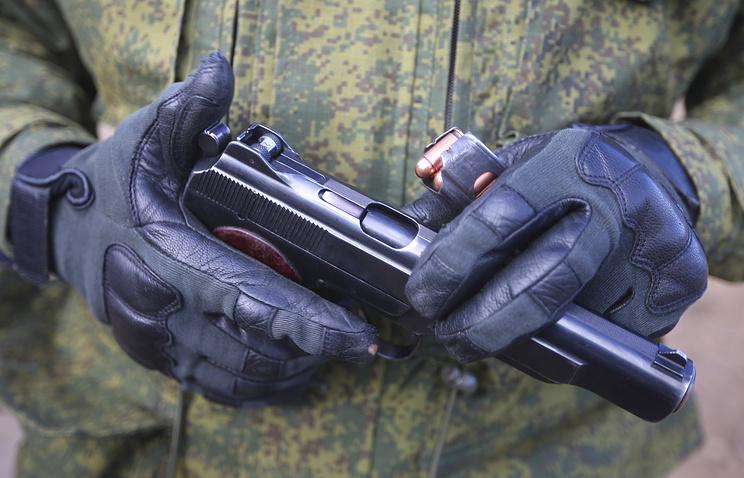 Применение Росгвардией втолпе оружия одобрили в государственной думе