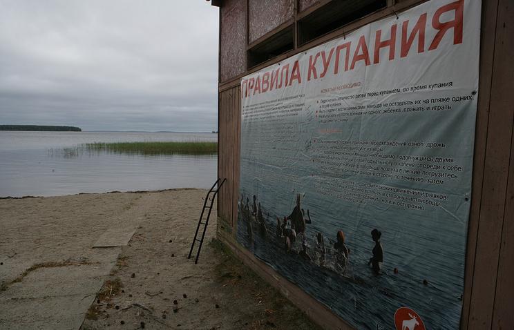 После трагедии лагерь вКарелии закрыли