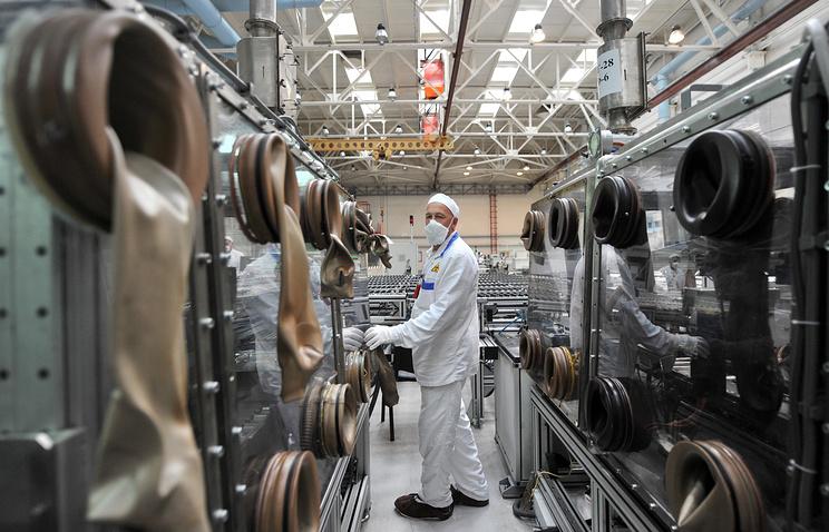 Сибирский химкомбинат Росатома в 2016 году рассчитывает нарастить прибыль в 2,5 раза