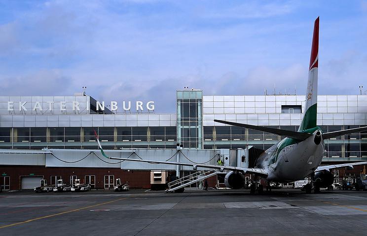 Борт, летевший изЕкатеринбурга вАнапу, прервал полет из-за неисправности