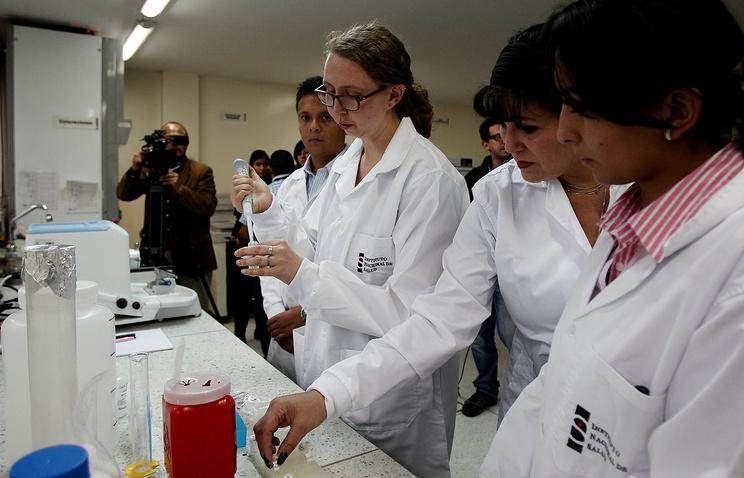 ВРумынии зафиксировали 1-ый случай заражения вирусов Зика