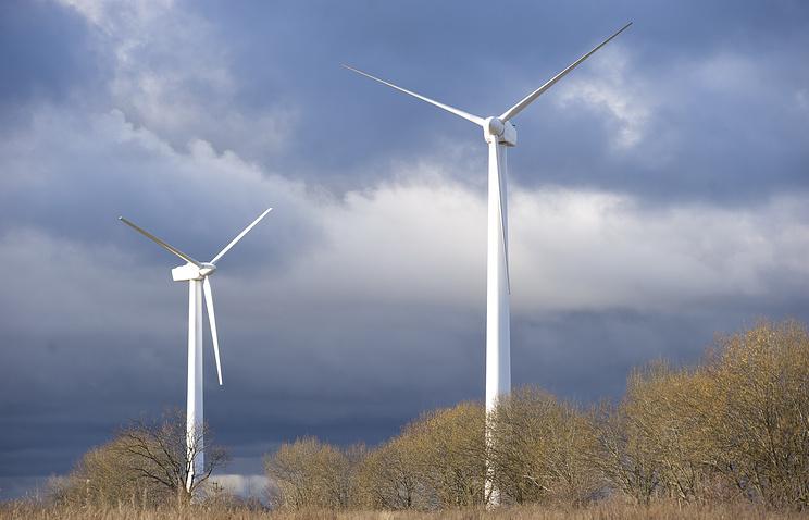 До 2020-ого Росатом планирует построить в Российской Федерации ветроэлектростанции мощностью 610 МВт