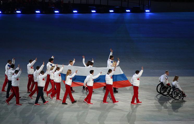 ОтОлимпийских игр-2016 могут сместить ипаралимпийскую сборную Российской Федерации