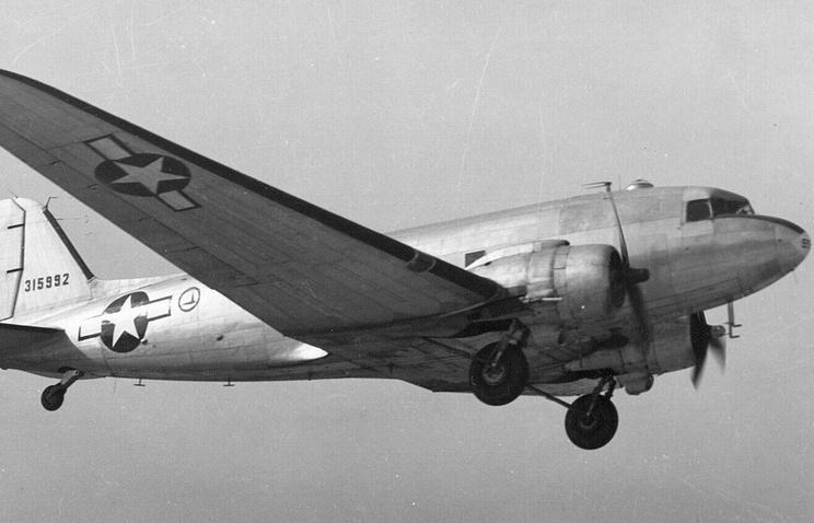 Экспедиция доставит вКрасноярск самолет, разбившийся в1947 году наТаймыре