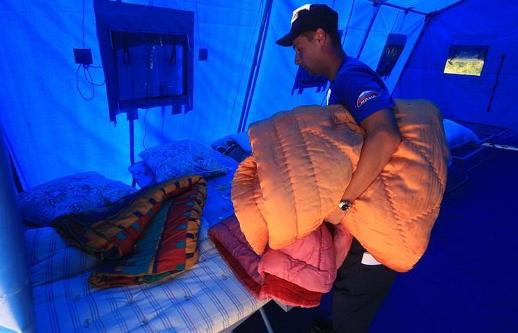 МЧС: граждане Ямала пройдут санобработку перед переселением из источника сибирской язвы