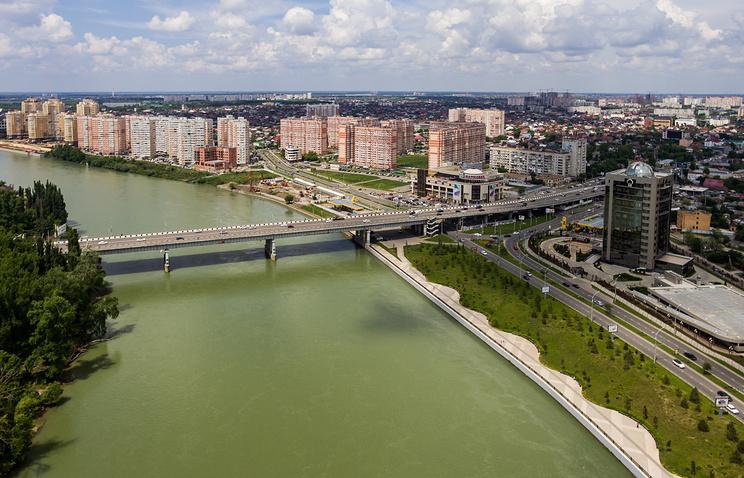ВКраснодаре открылся 1-ый городской берег
