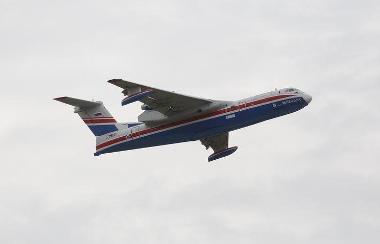 Самолеты МЧСРФ отправятся тушить лесные пожары вПортугалию