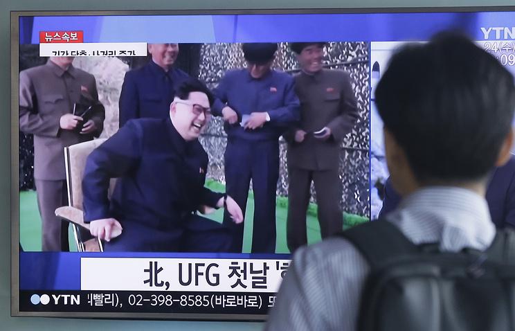 Китай, Япония иКорея договорились осовместном давлении наКНДР