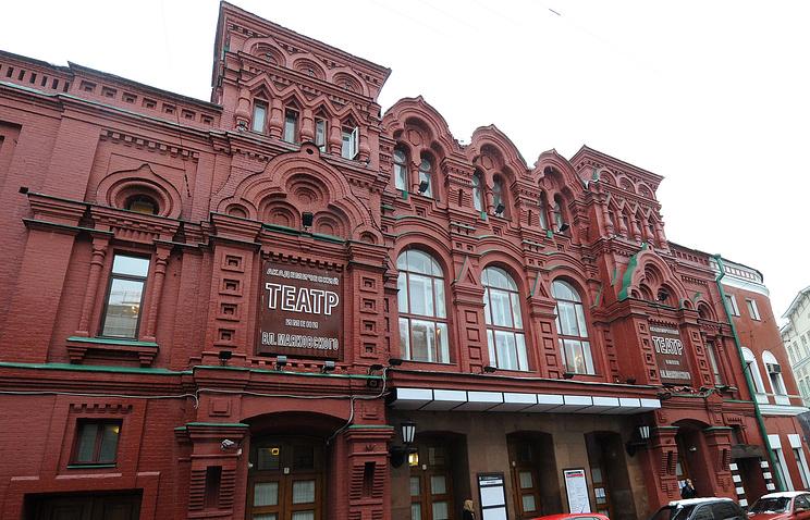 Театр имени Маяковского выпустит 5 премьер всвоем 94-м сезоне