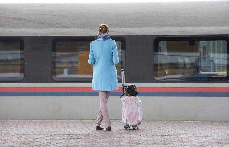 С1сентября 2016г. москвичи смогут пользоваться скидкой напоезда «Сапсан»