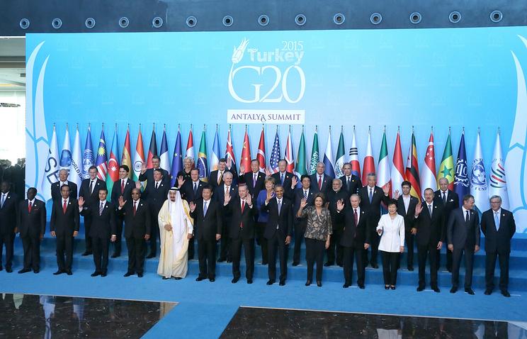 Размер имеет значение— Песков пояснил, почему G20 удовлетворяет больше, чем G8