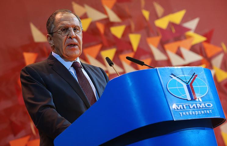 Лавров сказал, почему Запад отказывается признать Крым частью Российской Федерации