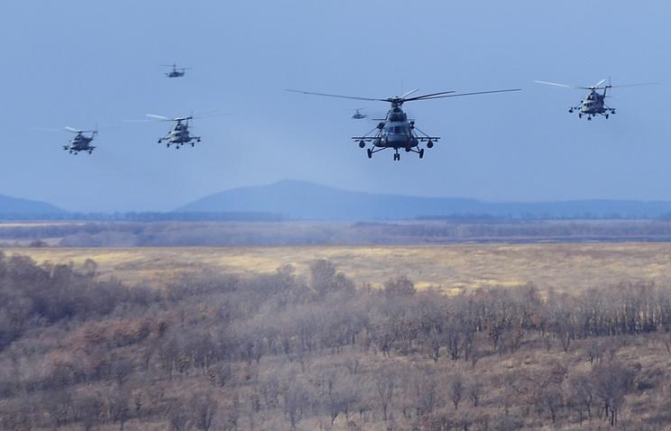 В РФ создается новый вертолет радиоэлектронной борьбы