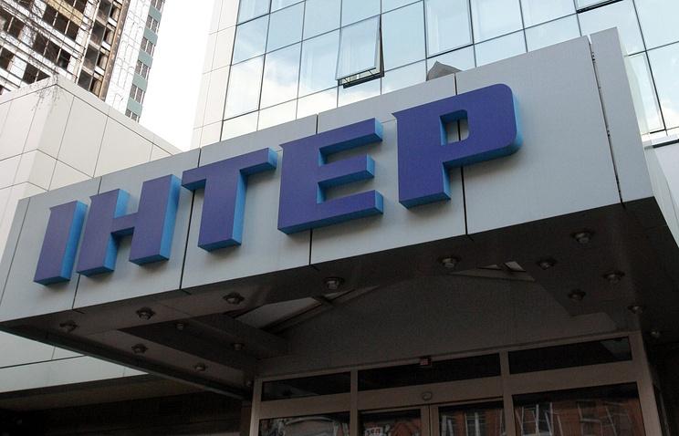 МИД Российской Федерации прокомментировал поджог в помещении канала «Интер» вКиеве