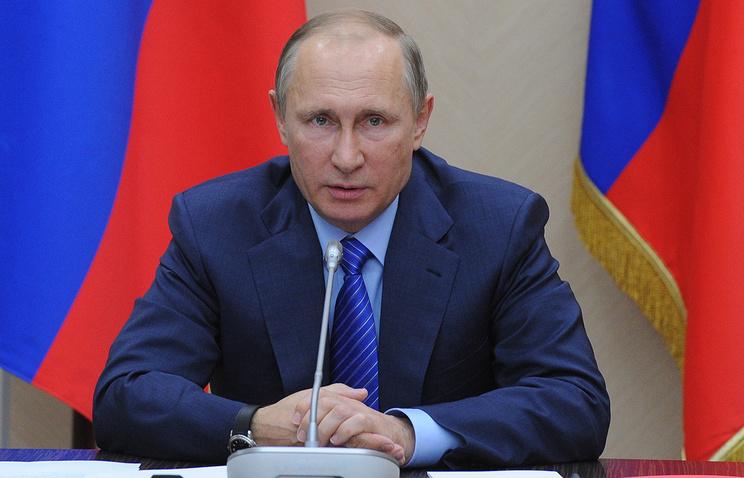 Президент РФ Владимир Путин в Ново-Огарево на совещании по основным параметрам государственной программы вооружения на 2018-2025 годы, 9 сентября