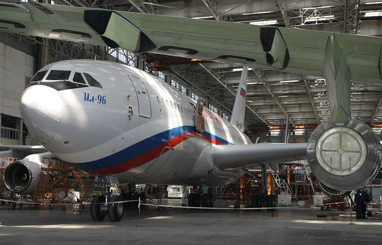 Дмитрий Рогозин вВоронеже анонсировал создание дальнемагистрального самолета