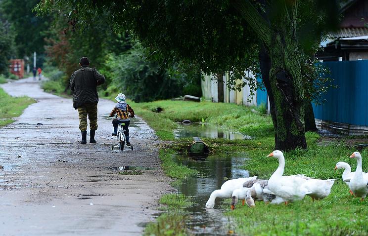Вподтопленных районах Приморья началась работа пооценке ущерба, нанесенного стихией— МЧС