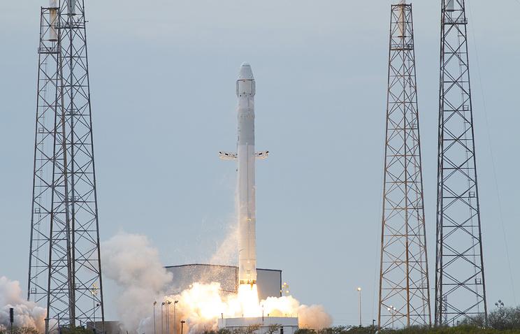 SpaceX рассчитывает вернуться кзапуску ракет осенью