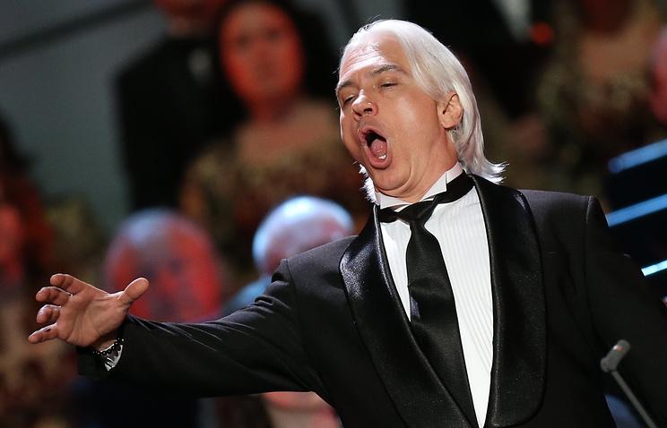 Хворостовский продолжает борьбу сраком— Все концерты отменены
