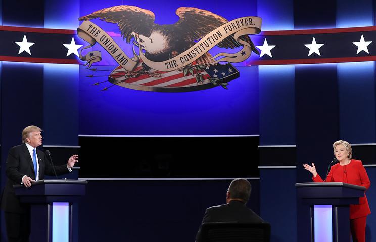 Дебаты побили исторический рекорд поколичеству созерцателей — Клинтон vsТрамп