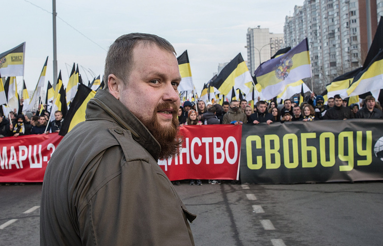Группу «Русского марша» заблокировали во«ВКонтакте»