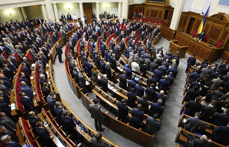Верховная Рада нерешилась запретить русским артистам выступать вгосударстве Украина