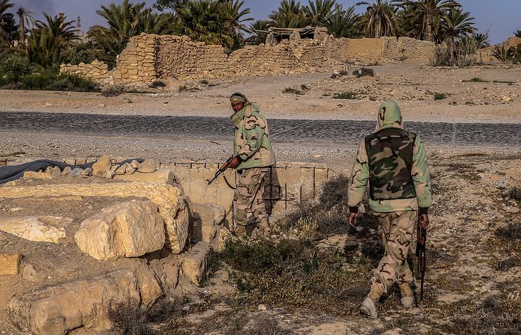 Минобороны Российской Федерации околичестве уничтоженных террористов вСирии
