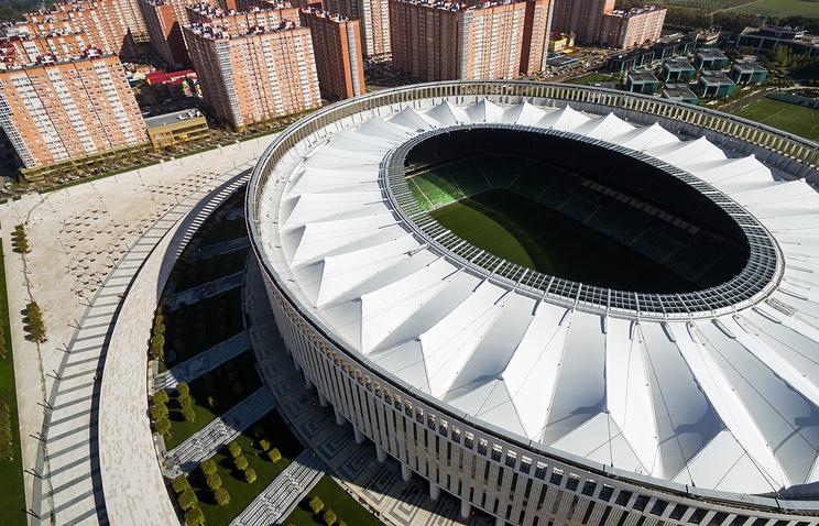Проект стадиона «Краснодара» неокупится никогда— Галицкий