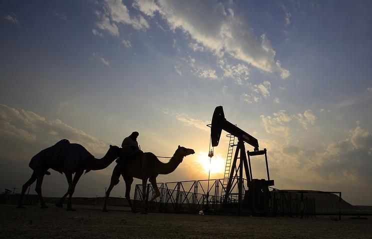 Цена нанефть Brent впервый раз загод поднялась выше $53