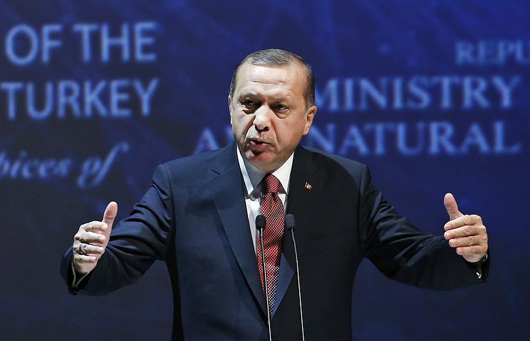 Путин иЭрдоган обсудили перспективы «Турецкого потока»