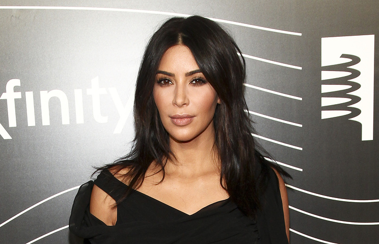 Ким Кардашьян подала всуд нанаписавший овыдумке ееограбления сайт