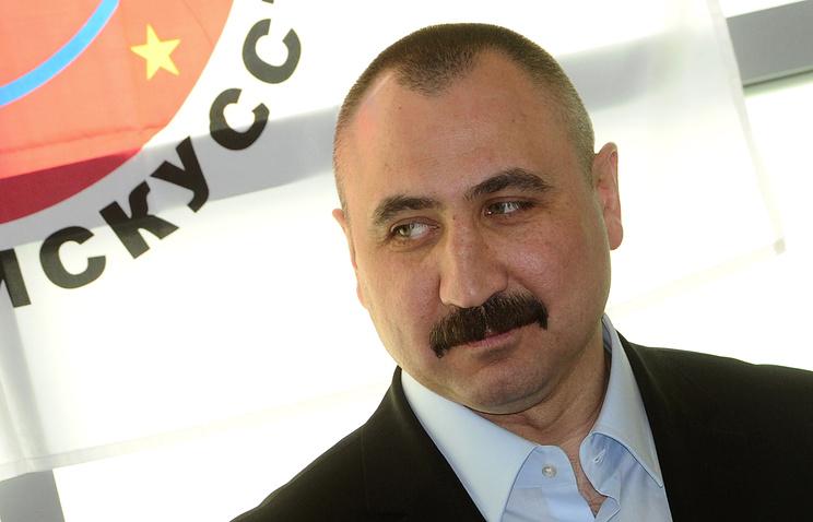 14октября вМоскве пройдут выборы главы Федерации бокса России