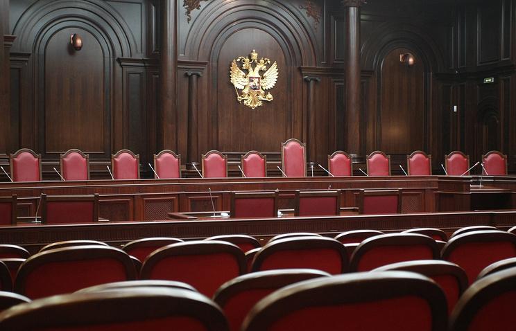 Минюст обратился вКС порешению ЕСПЧ овыплатах поделу ЮКОСа