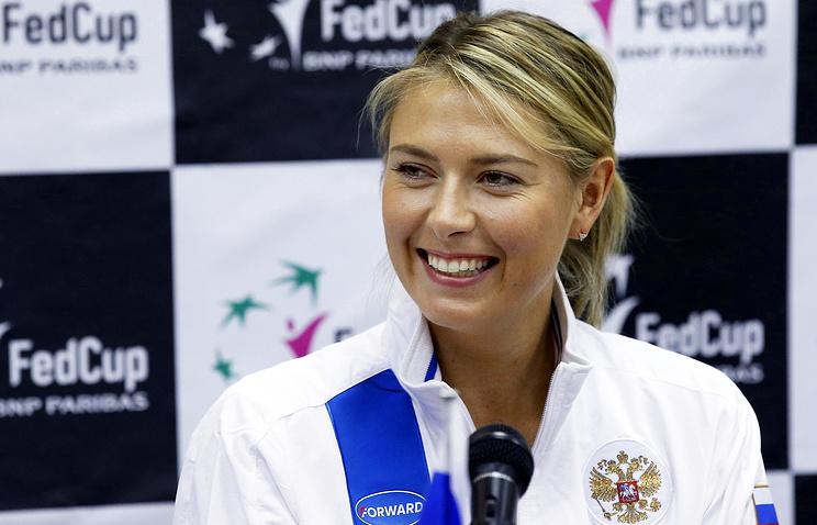 Мария Шарапова готова показать мастер-класс навыставочных турнирах