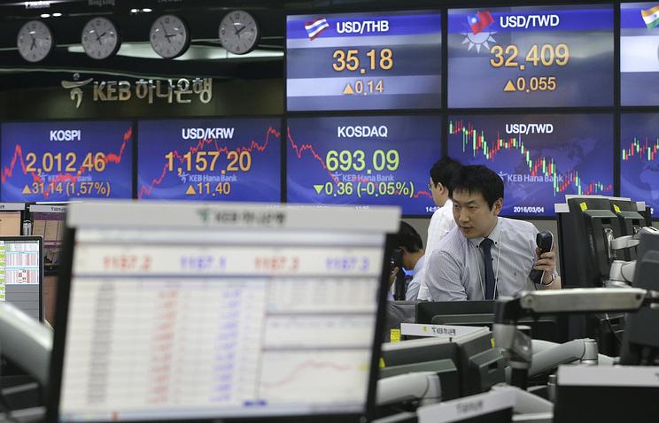 Рост китайской экономики застыл на6,7%