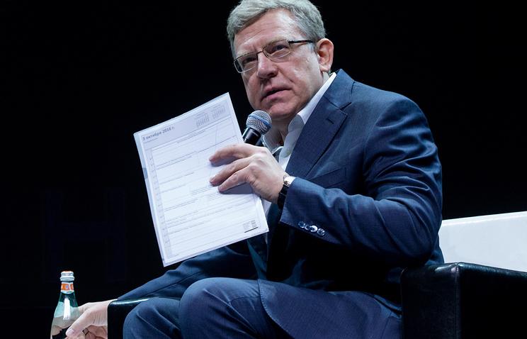 Кудрин назвал недостаточными заложенные вбюджете расходы намедицину иобразование