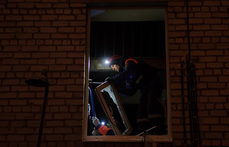 3-летнего ребенка, пострадавшего при хлопке газа вЯлуторовске, привезли вОКБ