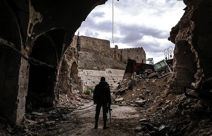 Минобороны заявило оготовности РФ восстановить «гуманитарные паузы» вАлеппо