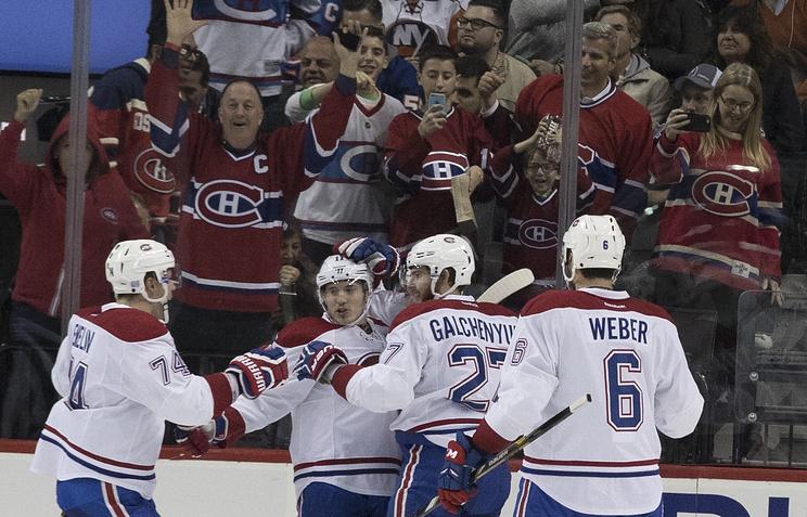 Уэбер стал лучшим снайпером среди защитников НХЛ ссезона