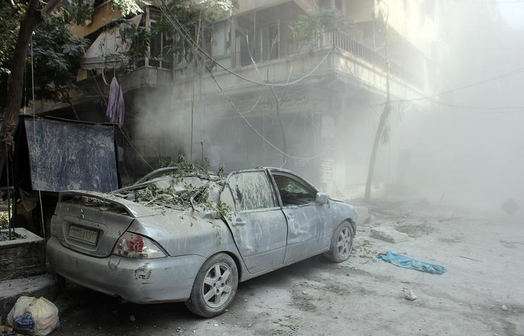 Боевики сорвали эвакуацию 40 граждан Алеппо— Минобороны Российской Федерации
