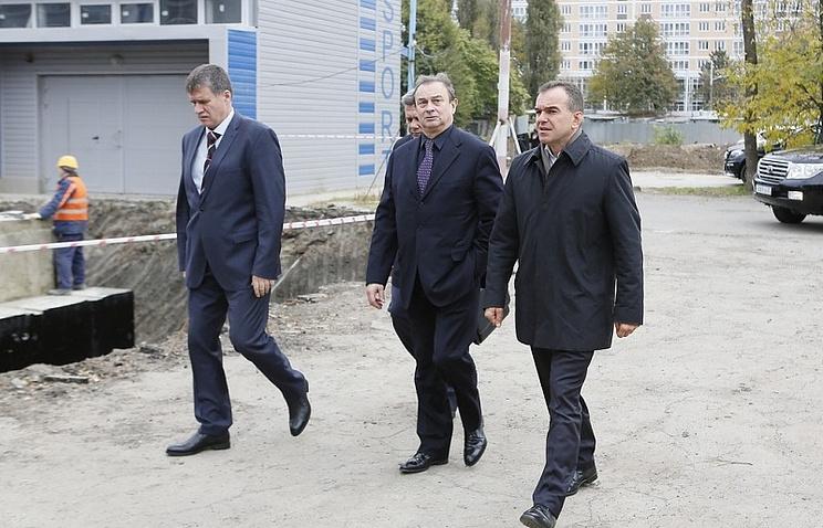 Кубань вошла вчисло лидеров рейтинга региональных экономик