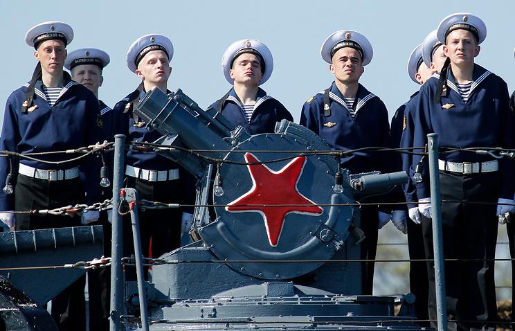 320-летие русского флота наБФ отметят богослужениями