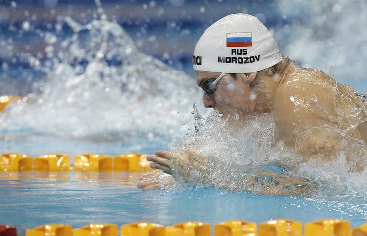 Морозов стал первым русским пловцом, выигравшим общий зачет Кубка мира