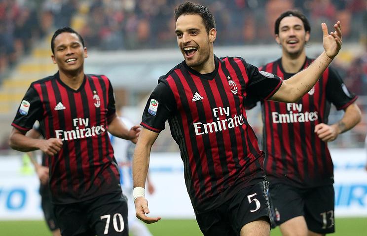 «Рома» теряет очки вЭмполи, «Кротоне», «Лацио» и«Милан» побеждают