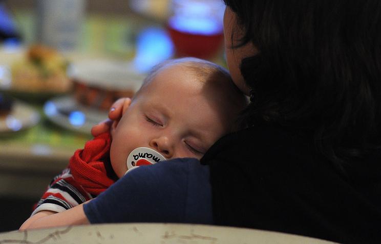 Степень устойчивости ребенка кстрессам зависит отматери— Ученые